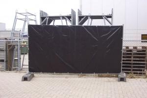 Bache de clôture polyethylene