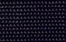 filet chargement couleur noire
